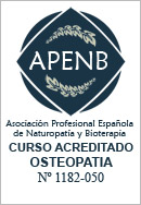 curso acreditado osteopatia