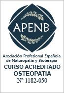 curso acreditado osteopatia