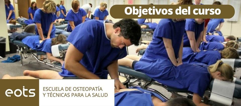 aprender osteopatia