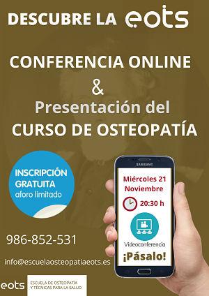 Presentación Curso de Osteopatía 2019