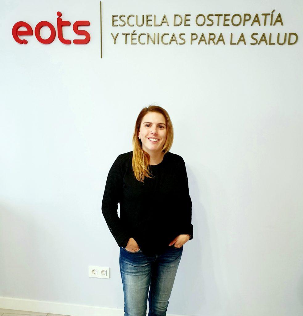 Asignatura de biomecánica en la escuela de osteopatia eots